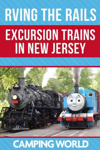 Excursion trains in New Jersey