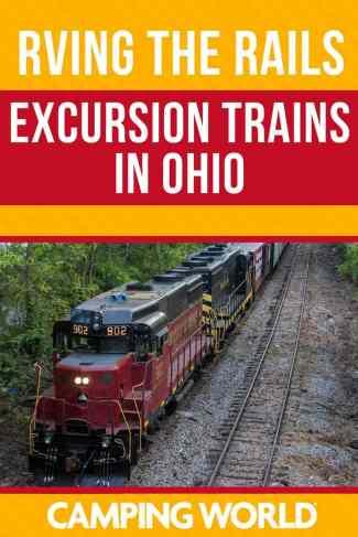 Excursion trains in Ohio