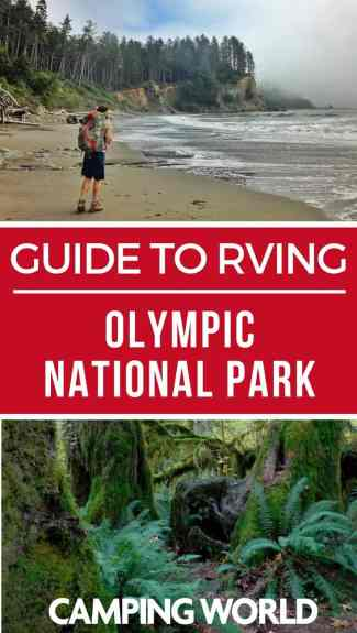 Camping World's guide to RVing Olympic National Park