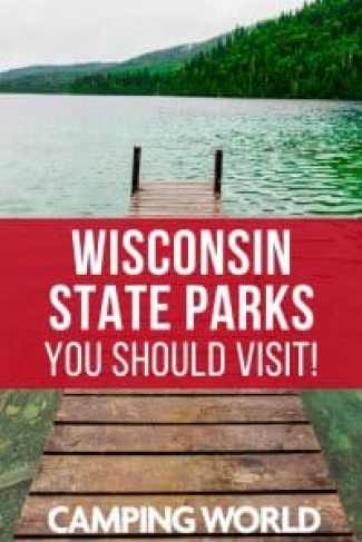 Wisconsin state parks you should visit