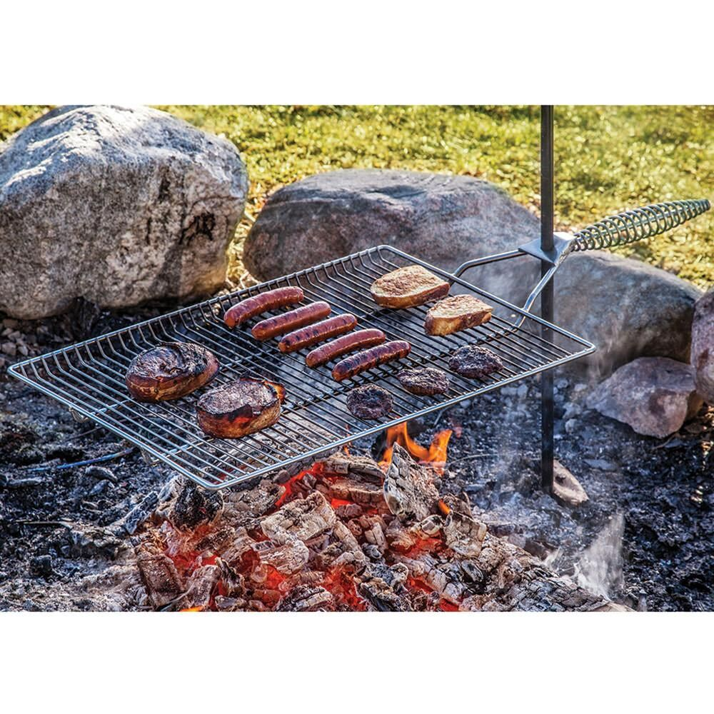 Stromberg Carlson Open Fire Stake & Grill