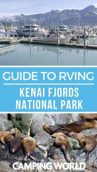 Camping World's guide to RVing Kenai Fjords National Park