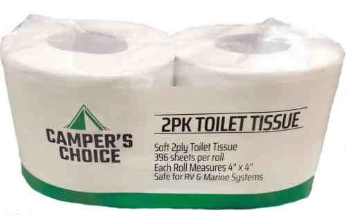 RV toilet paper