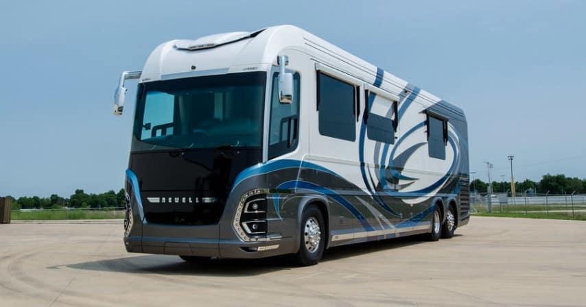 Newell Coach p50 luxurious RV