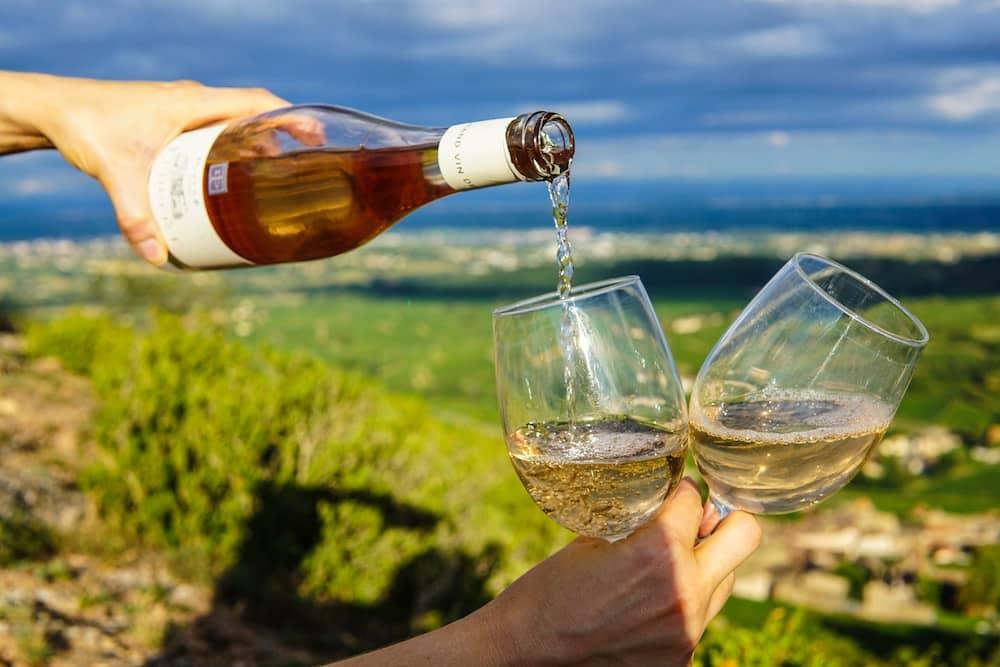 RVing Wine Festivals