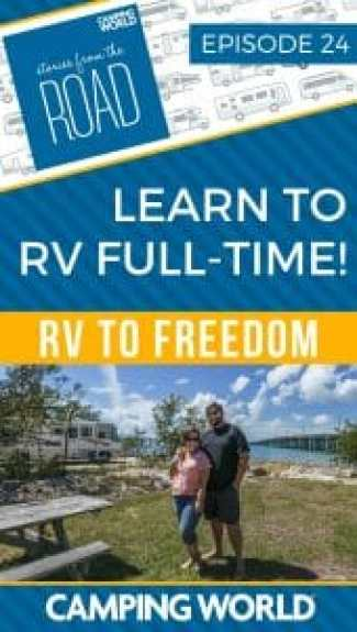Learn to RV with RV to Freedom