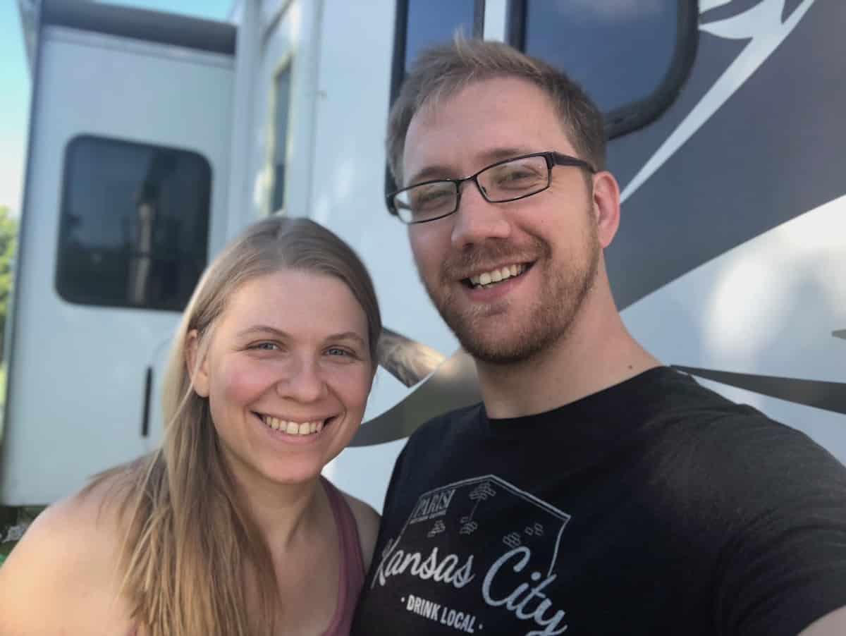 Ashley and Josiah