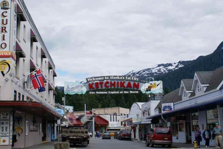 Photo Tripping America - Ketchikan - Camping World