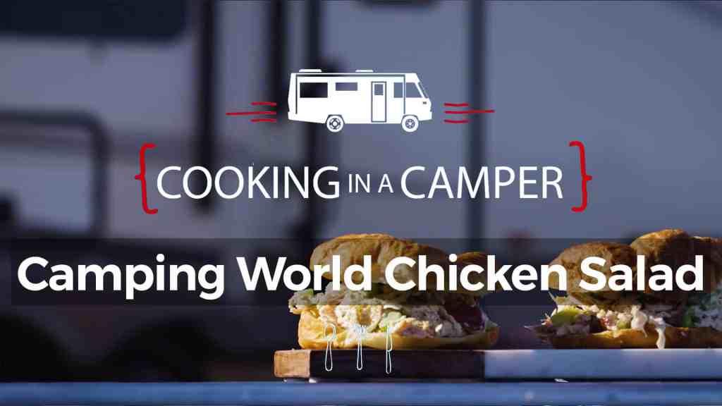 Camping World Chicken Salad