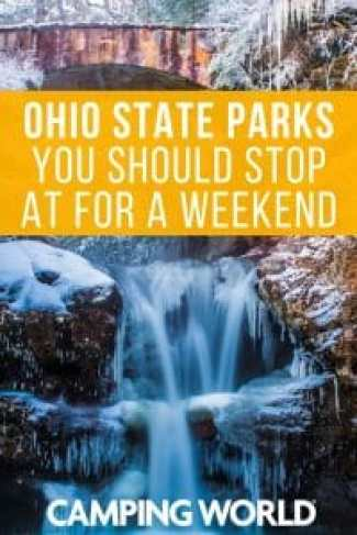 Ohio State Parks You Should Stop at for a Weekend
