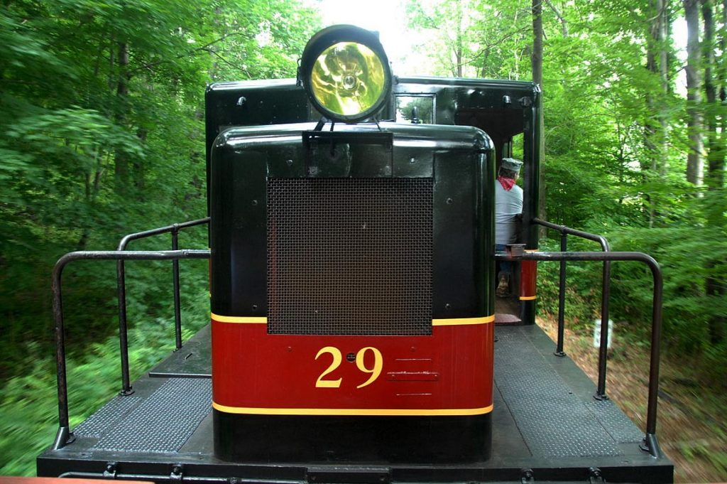 Excursion Trains in New York - Camping World