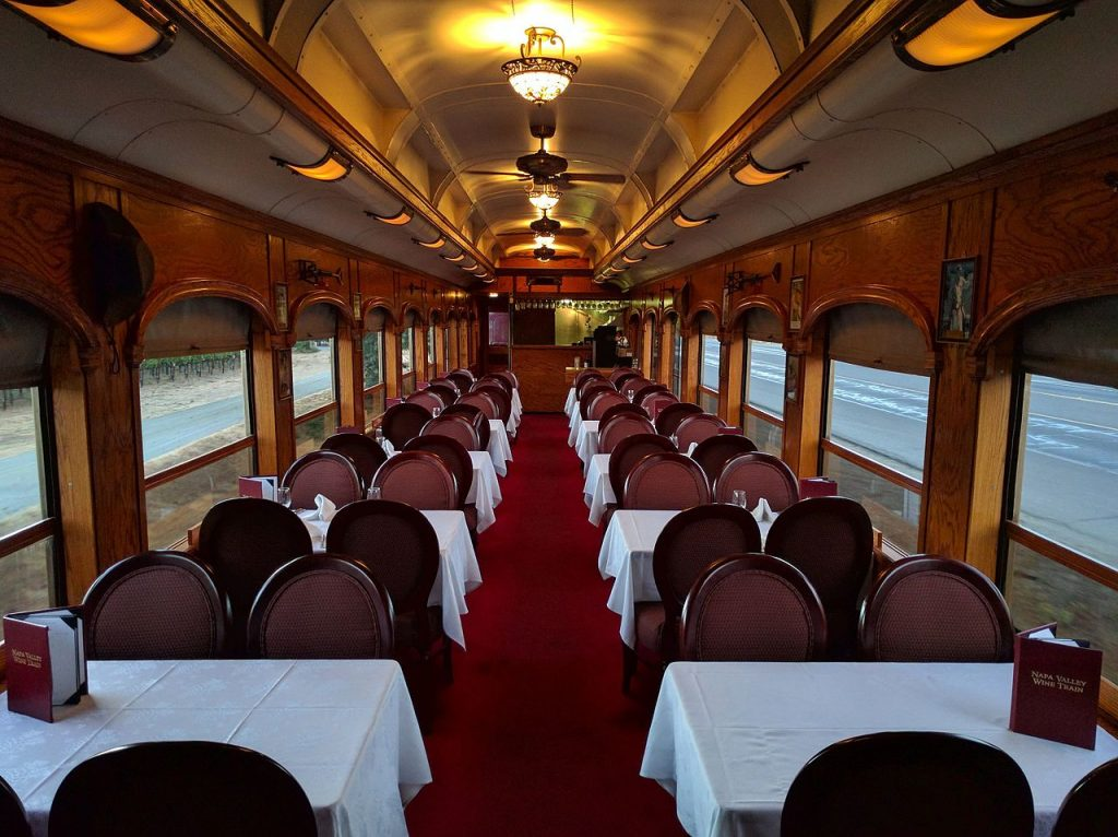Excursion Trains in California - Camping World