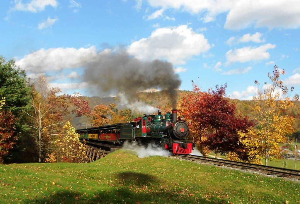 Excursion Trains in North Carolina - Camping World