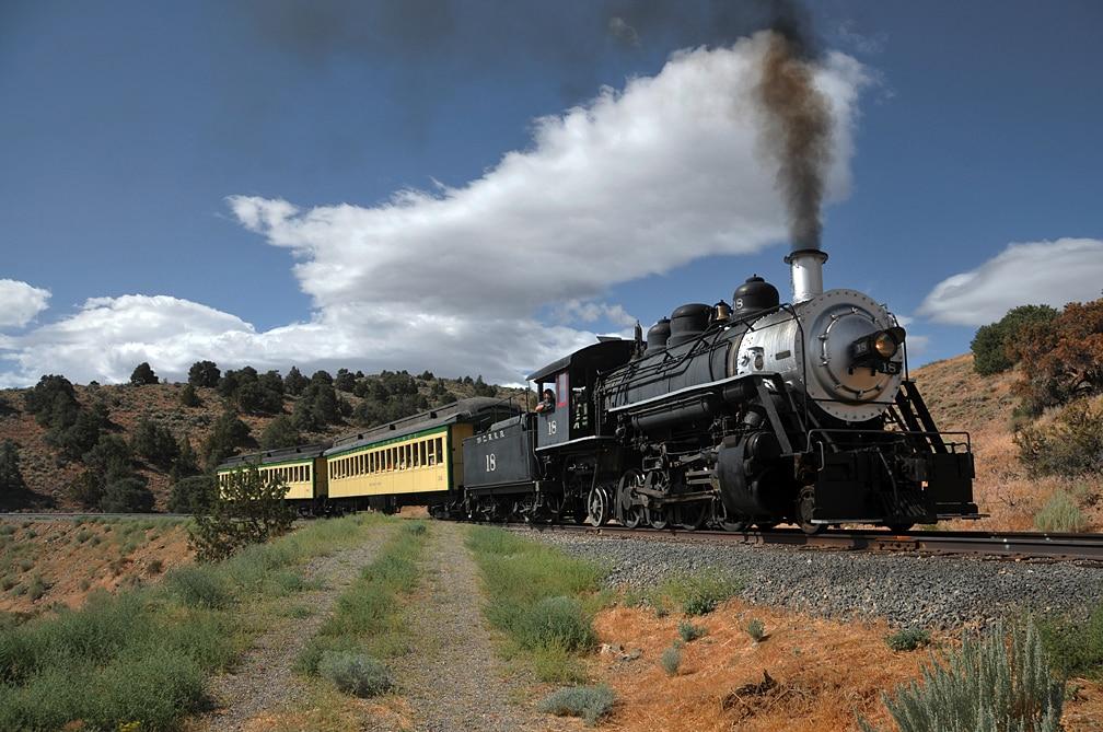 Virginia & Truckee Railway
