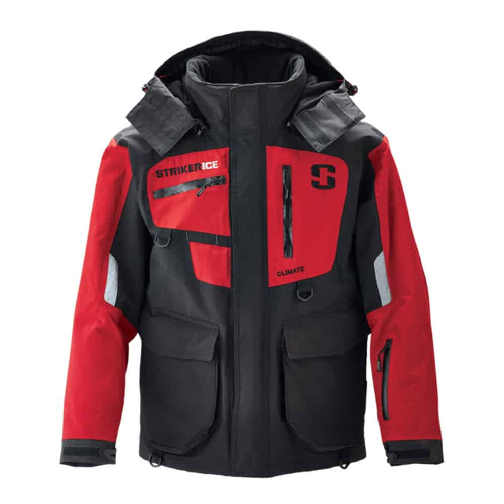 men's ice climate jacket