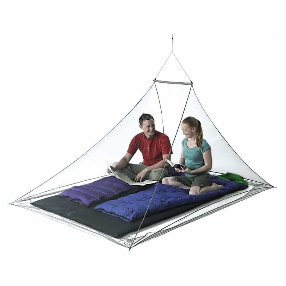 Sea To Summit Double Mosquito Pyramid Net Shelter