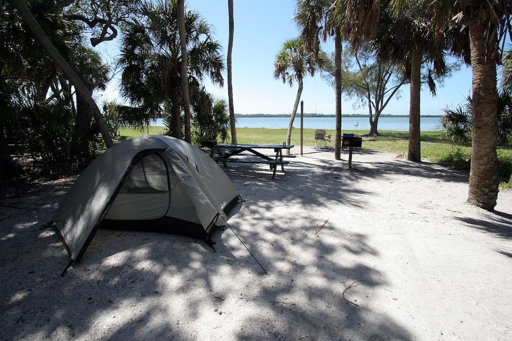 Fort-desoto-park-campground-florida