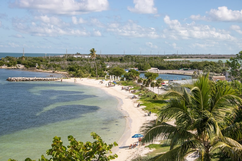 Bahia Honda State Park Calusa Beach