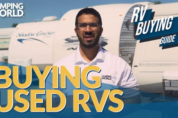 Buying Used RVs with Ian Baker