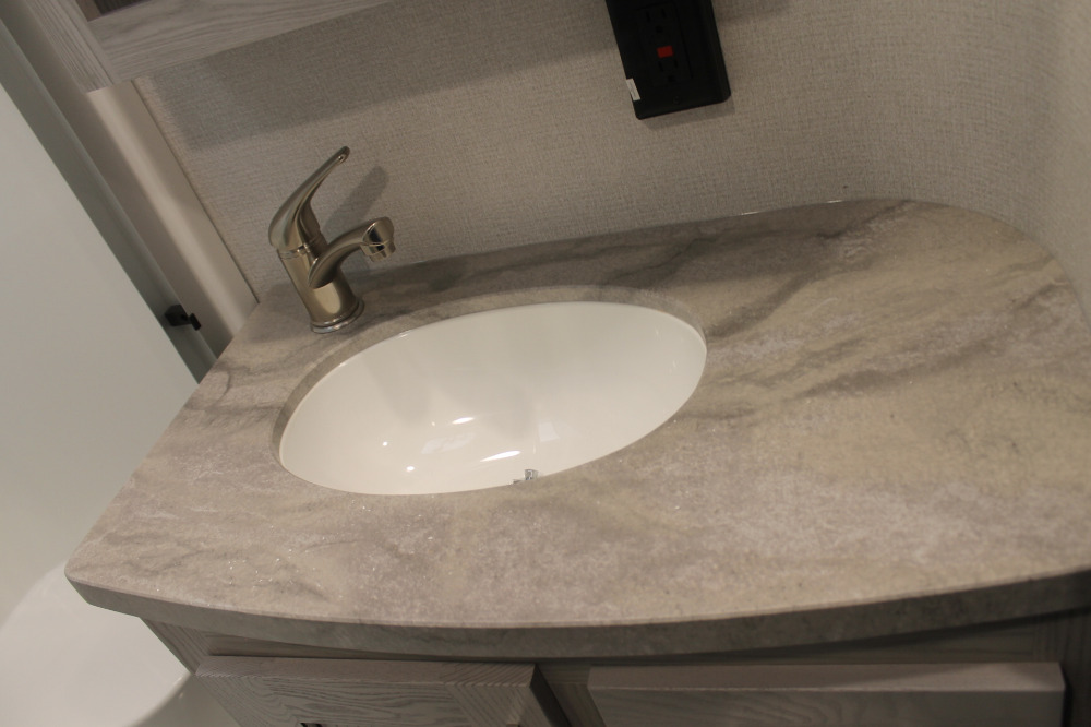 Montana High Country Undermount Bathroom Sink