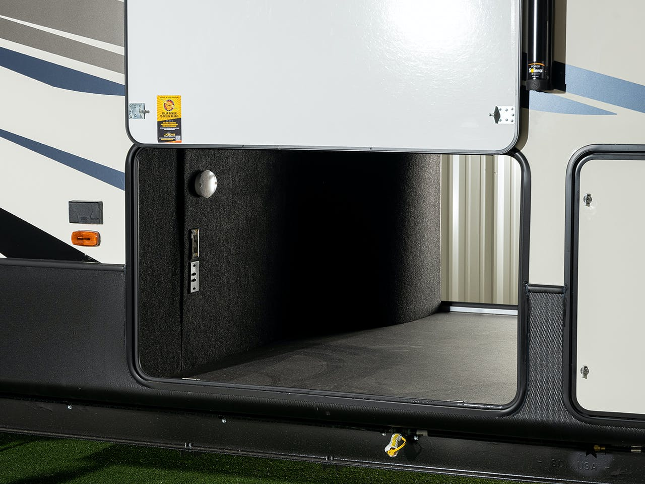 RV storage space