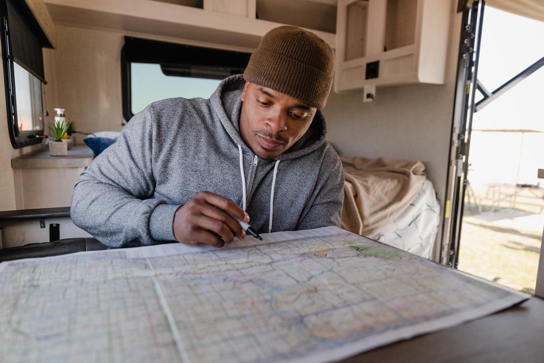 South Dakota Route Planning
