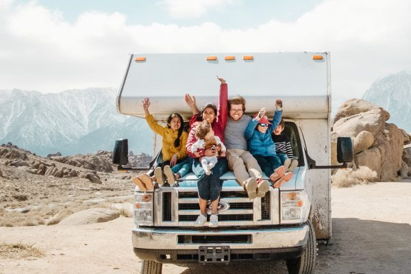 Large Family RV