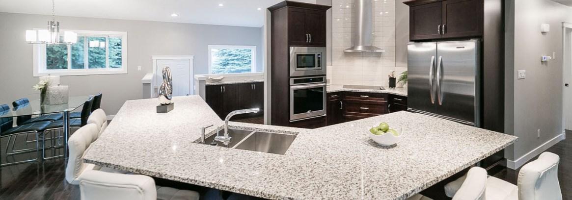 kitchen island cabinets Edmonton