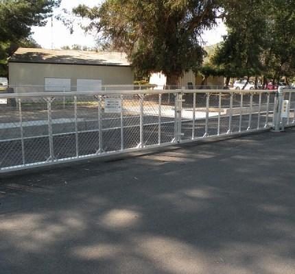 Tymetal Security Gate