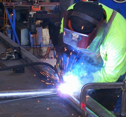 AWS Certified Welders