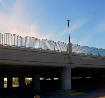 Bridge Santa Clara Hwy 101
