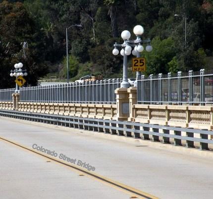 Colorado St Bridge