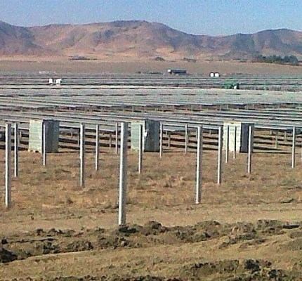Solar Array Fencing 1