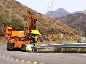 Potrero Road Installation