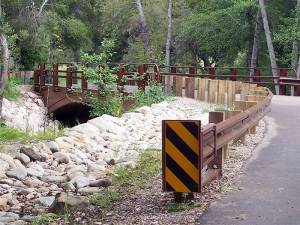 Quiota Creek Installation
