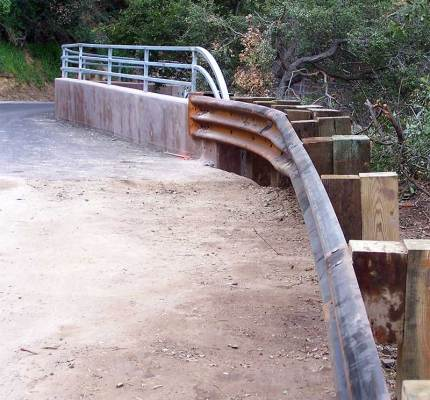 Transition Guardrail