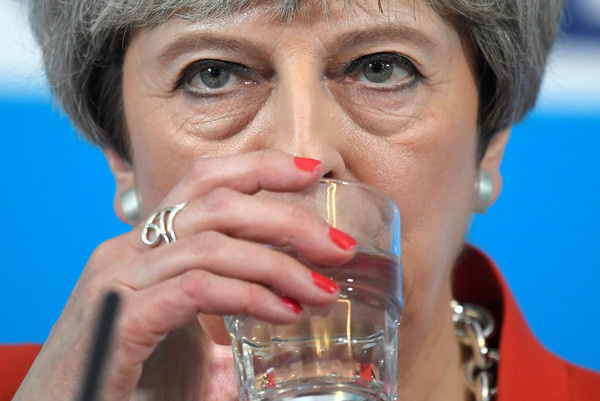 May mayhem in Manchester may affect May's ambitions