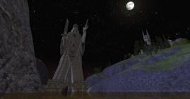 King's Crossing, Evendim