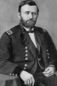 General Ulysses S. Grant. RAWR!!