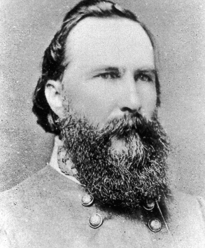 "General James ""Pete"" Longstreet."