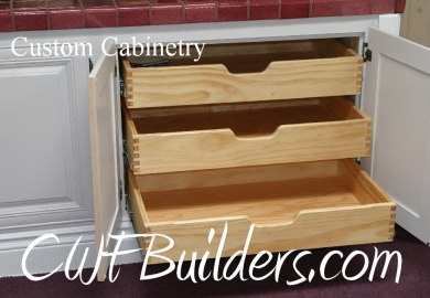 Kitchen Cabinet And Drawer Inserts