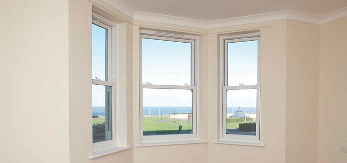 Vertical Windows Panes