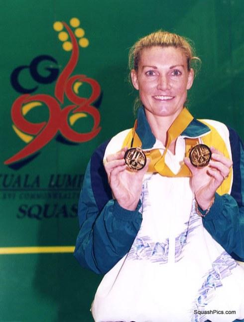 CG98 - Martin - double gold medallist 5926