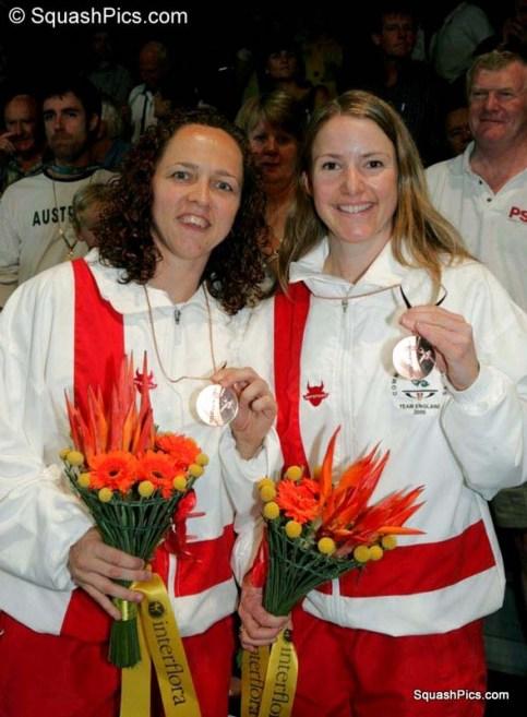 CGD10 Bronze medallists Bailey and Botwright 06CG8143
