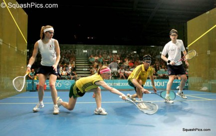 CGD11 Mixed doubles final 06CG6789