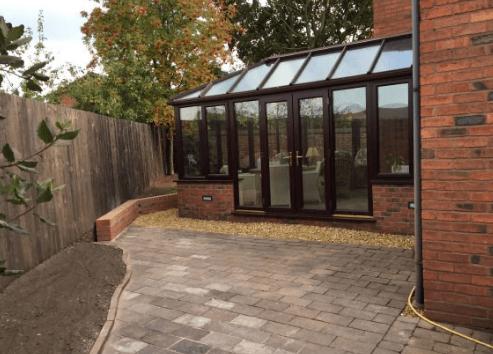 C Whyman Building Services Cannock - Orangerie/Conservatory