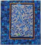 Illuminating Blue by Judith Barker