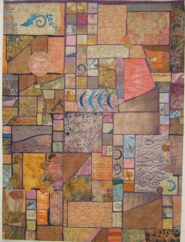 Fragments by Judith Barker