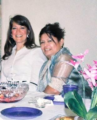 Elaine and Adelina