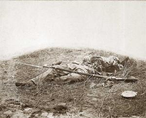 Battlefield-Gettysburg